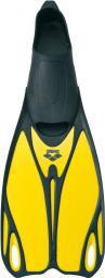 Arena Płetwy do nurkowania juniorskie SEA DISCOVERY FINS JR, rozmiar 33-35, kolor czarno-żółty