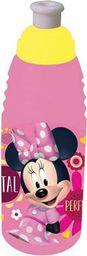 Beniamin Bidon plastikowy myszka Minnie 450ml różowy