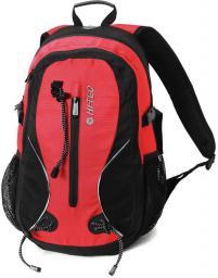 Hi-tec Plecak sportowy Mandor 20L czarno-czerwony