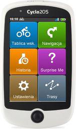 Nawigacja GPS MIO Cyclo 205 Central Europe