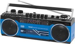 Radioodtwarzacz Trevi RR501 niebieski