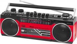 Radioodtwarzacz Trevi RR501 czerwony