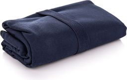Martes Ręcznik szybkoschnący Tewa granatowy 90x65cm