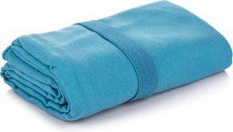 Martes Ręcznik szybkoschnący Tewa niebieski 90x65cm