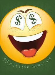 HENRY Karnet uniwersalny B6 Emotikony: Pieniądze