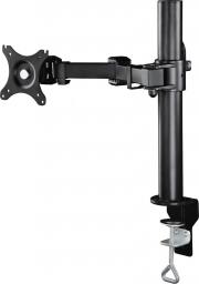 Hama HAMA Monitorarm FULLMOTION 66cm (26 inch) 2 arms Easy-Fix-System, black - 00095827
