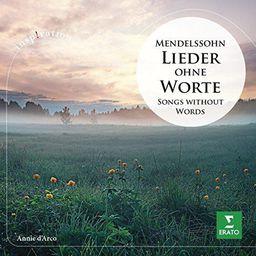Classical D'Arco, Annie Mendelssohn: Lieder Ohne Worte