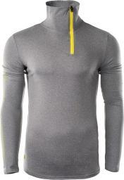 IQ Bluza Tanos Charcoal Grey/Sulphur Spring L