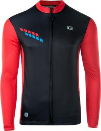 IQ TEMIS BLACK/FIERY RED/PALACE BLUE L