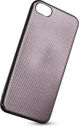 Nakładka Elegance Carbon do Samsung A5 2017 A520 srebrna (GSM028452)