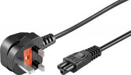 Kabel zasilający MicroConnect wtyk  UK -  C5,  5m (PE090850)
