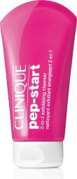 Clinique Pep-Start Exfoliating Cleanser oczyszczający żel do twarzy 125ml