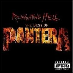 POP PANTERA REINVENTING HELL-BEST OF... (CD + DVD)