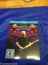 Pop Gilmour, David Remember That Night (Blu-Ray Dvd)