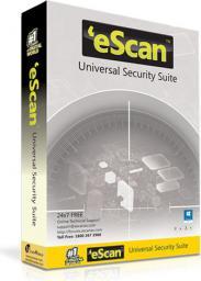 eScan Universal Security Suite 2 urządzenia 1 rok