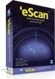 eScan Total Security Suite 3 użytkowników 1 rok