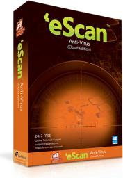 eScan Anti-Virus 3 Użytkowników 1 rok