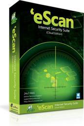 eScan Internet Security Suite 1 Użytkownik 2 lata