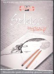 Blok biurowy Koh-I-Noor Blok A4 Inspiracje - Szkice - WIKR-925040