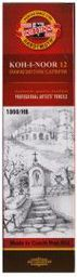 Koh-I-Noor Ołówek grafitowy 1860/HB   - WIKR-978143