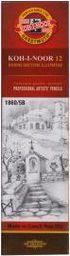Koh-I-Noor Ołówek grafitowy 1860/5B   - WIKR-978121