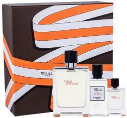 HERMES Terre D Hermes Zestaw dla mężczyzn EDT 100 ml + EDT 5 ml + Woda po goleniu 40 ml