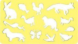 Koh-I-Noor Szablony zwierząt Lis - WIKR-052533