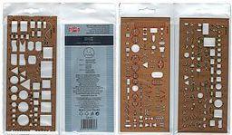 Koh-I-Noor Szablon elektro-techniczny - WIKR-057606