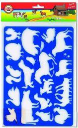 Koh-I-Noor Szablony zwierząt Farma - WIKR-052528