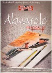 Blok biurowy Koh-I-Noor Blok A4 Inspiracje - Akwarele - WIKR-925039