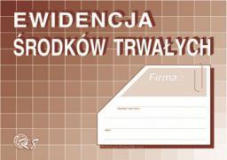 Michalczyk & Prokop Ewidencja środków trwałych A5 K8 (WIKR-006695)
