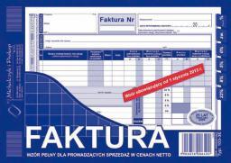 Michalczyk & Prokop Faktura VAT A5 103-3E Pełna (WIKR-096844)