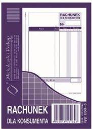 Michalczyk & Prokop Rachunki dla konsumenta 263-5 - WIKR-931118