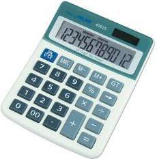 Kalkulator Milan Kalkulator 12 pozycyjny beżowy 40925BL - WIKR-982323