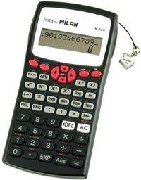 Kalkulator Milan Kalkulator naukowy 240 funkcji czerwony - WIKR-931293