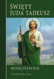 Modlitewnik. Święty Juda Tadeusz w.2016 - 211353