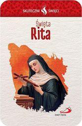 Karta Skuteczni Święci. Święta Rita