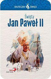 Karta Skuteczni Święci. Święty Jan Paweł II - 210387