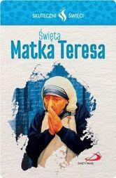 Karta Skuteczni Święci. Święta Matka Teresa