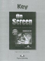 On Screen Inter B1+/B2 Matura WB&Grammar Book Key