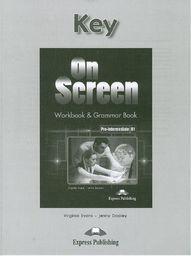 On Screen Pre-Intermediate B1 WB&Grammar Book Key