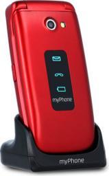 Telefon komórkowy myPhone Rumba Czerwony
