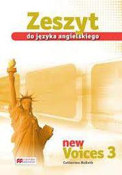 Voices New 3 Zeszyt do języka angielskiego
