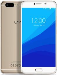 Smartfon Umi Z 32 GB Dual SIM Złoty  (UM-Z/GD)