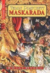 Świat Dysku - Maskarada - Terry Pratchett