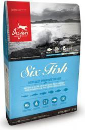 Acana ORIJEN 6 Fish Dog 11.4kg