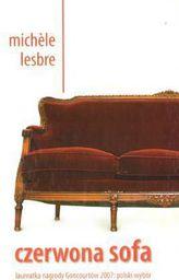 Czerwona sofa - 21416