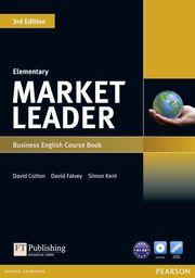 Market Leader 3E Elementary SB + DVD