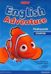 English Adventure New Starter SB + DVD