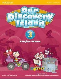 Our Discovery Island 3 SB + CD wersja wieloletnia